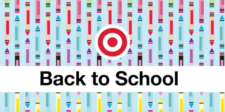 10 back-to-school must haves: Target edition