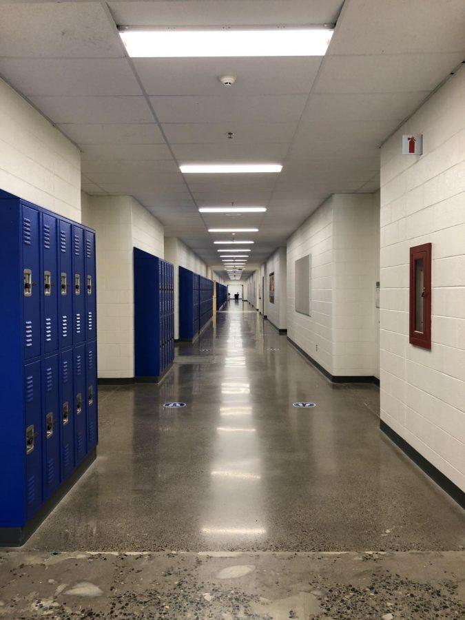 Empty Hallway