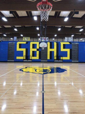 Empty Barlow Gym