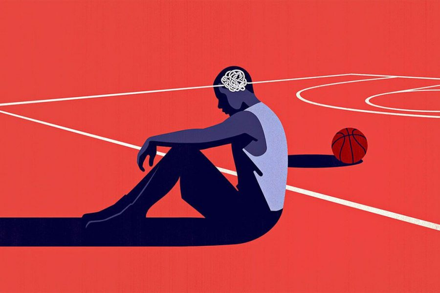 Mental Health and Athletes