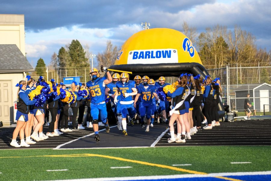 COVID doesn't stop Barlow sports