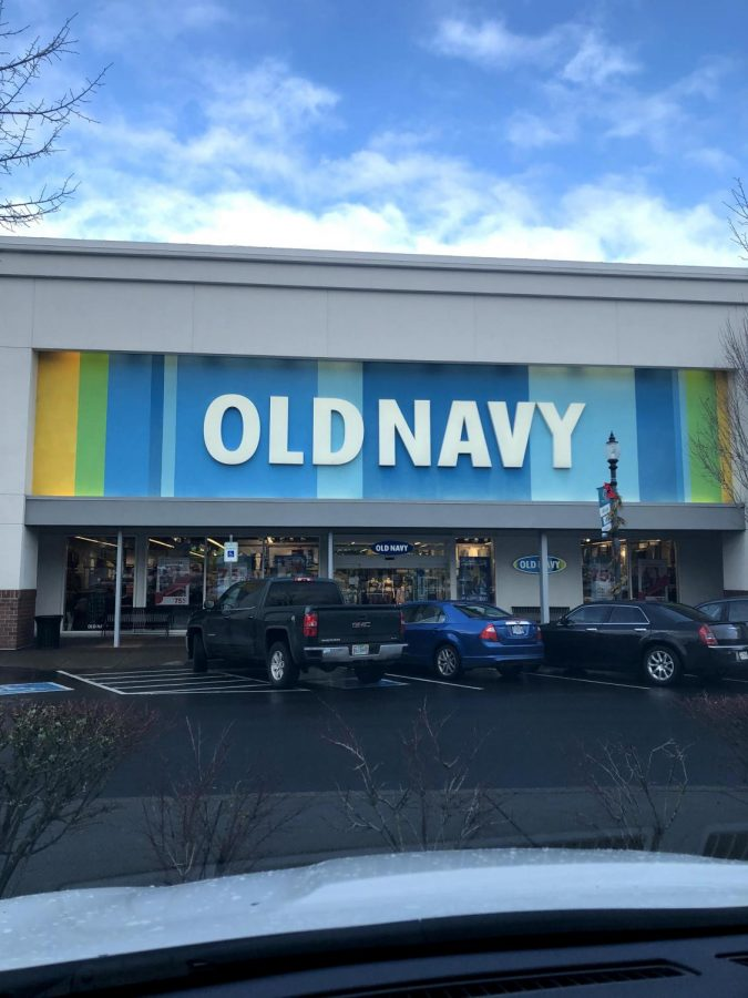 Old Navy is looking for summer workers