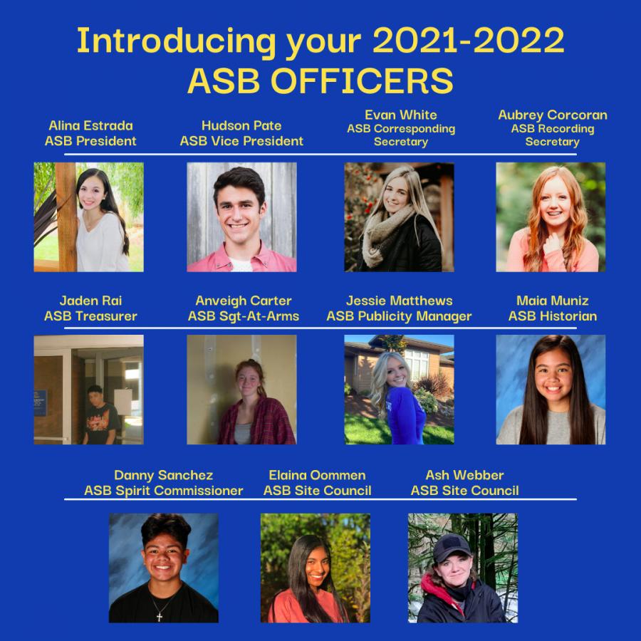 Meet next years ASB leadership team