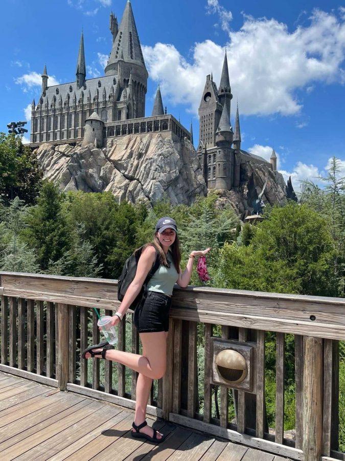 Rachel Vedus at Hogwarts