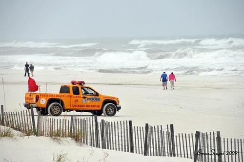 Hurricane Ida created damage this summer.